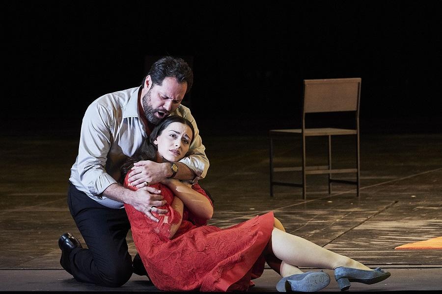 фестиваль спектаклей Парижской национальной оперы в кино