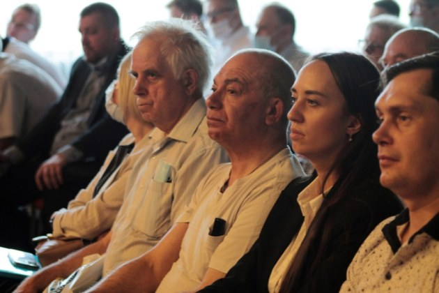 В Новосибирске отпраздновали юбилеи городской и областной торгово-промышленных палат
