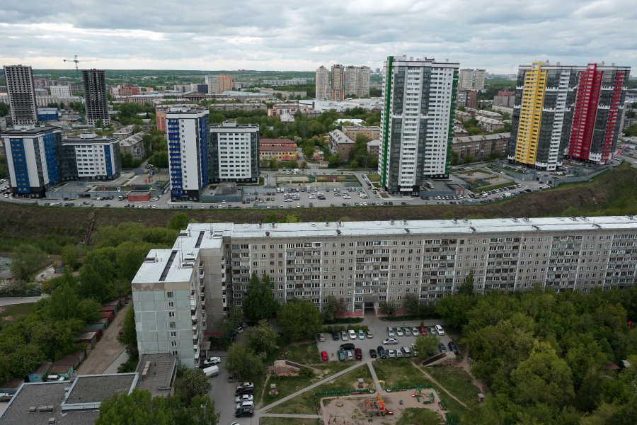 лучший район Новосибирска