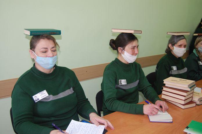 заключенные ГУФСИН Опора России этикет образование