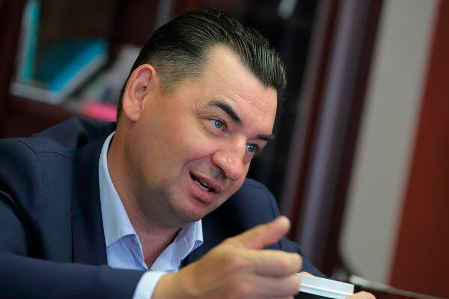 Новосибирский картонно-бумажный комбинат и Федеральный фонд развития промышленности подписали договор о предоставлении займа на модернизацию производства