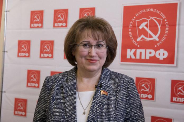 Миниатюра для: Вера Ганзя отказалась от участия в выборах в Госдуму