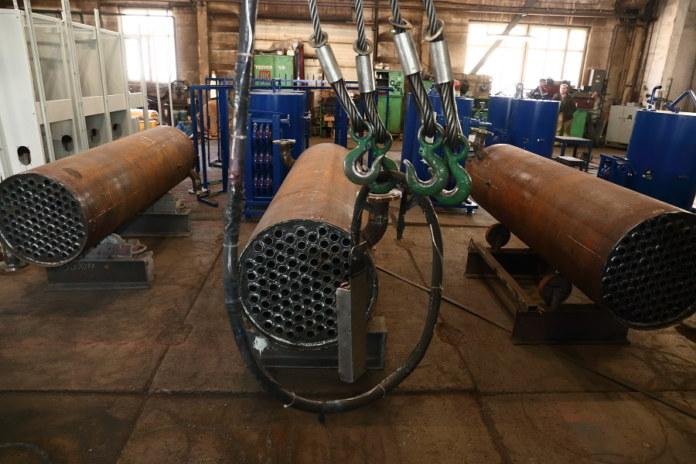 Миниатюра для: На новосибирском заводе точного машиностроения ввели наблюдение
