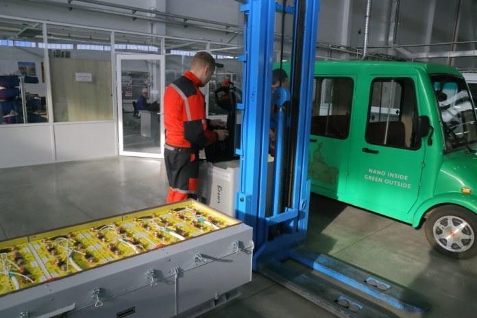 Миниатюра для: Новосибирского производителя литий-ионных батарей возглавил бывший инвестдиректор УК «Роснано»