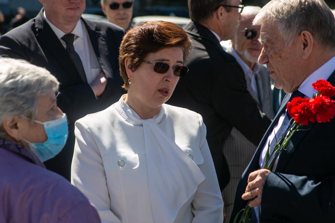 Академгородок годовщин со дня рождения Валентина Коптюга