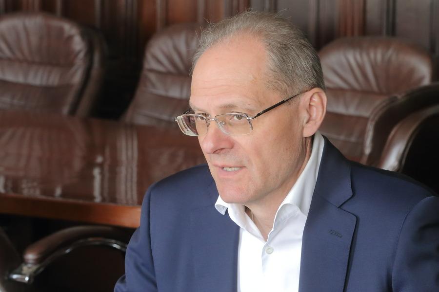 бывший губернатор Новосибирской области Василий Юрченко