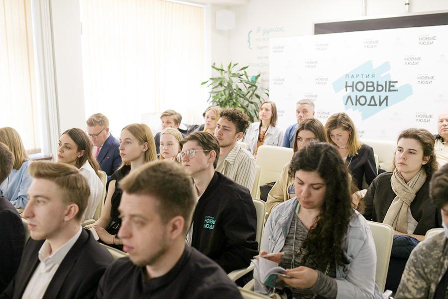 Партия «Новые люди» активно работает в регионах с запросами населения