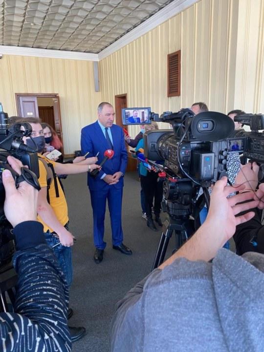 Миниатюра для: РДКС: Новосибирское строительное сообщество готово по-прежнему обеспечивать защиту своих работников и свести к минимуму риск распространения коронавируса