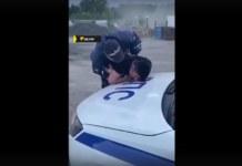ДПС ЧП происшествие инспектор задержание