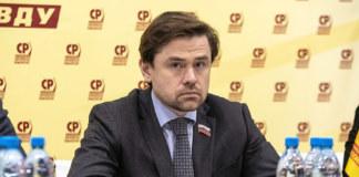председатель отделения партии в Новосибирской области, депутат Законодательного собрания региона Александр Аксененко