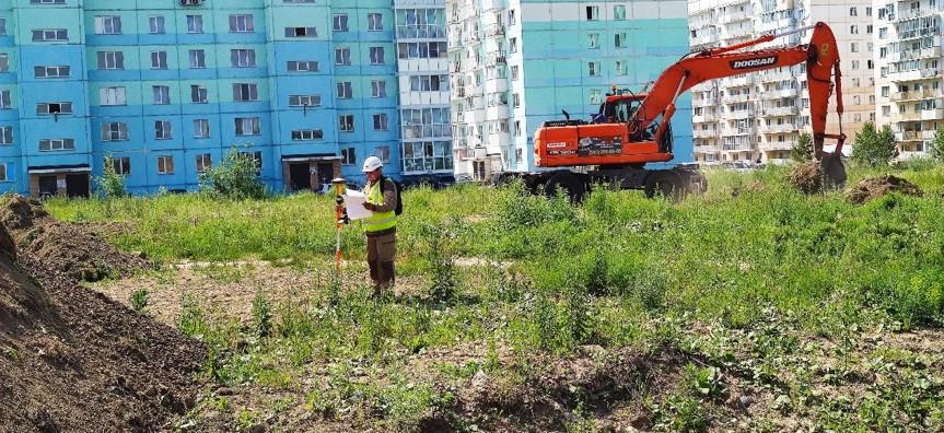 В Новосибирске началось строительство первых трех поликлиник в рамках ГЧП-проекта - Изображение