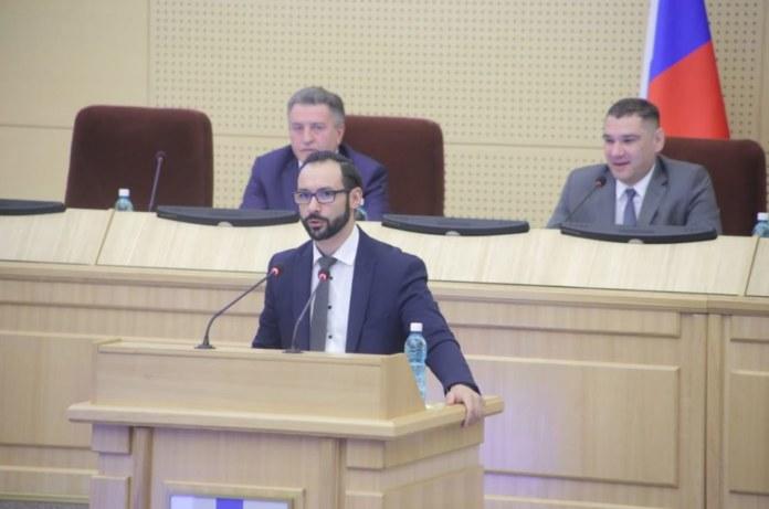 Миниатюра для: Андрей Шимкив раскритиковал концессионную политику минэкономразвития Новосибирской области
