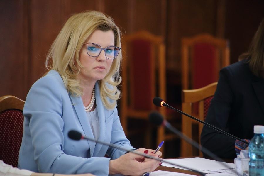 Зампредседателя бюджетного комитета Ирина Диденко