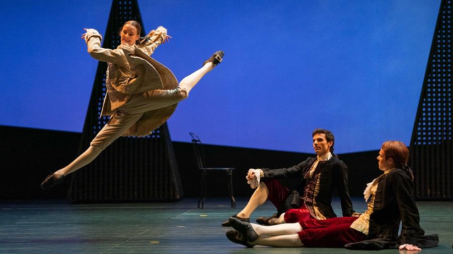 «Парижские сезоны» балет