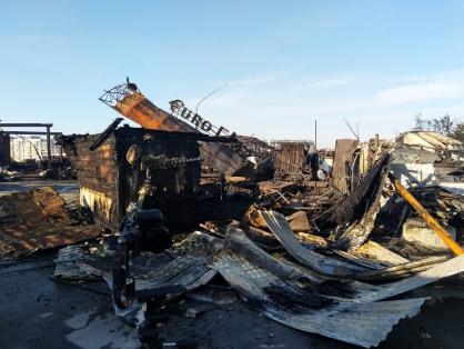 Миниатюра для: Дело о взрыве на новосибирской АГЗС передали в центральный аппарат СК России