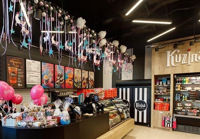 Миниатюра для: Kuzina запустит две новые кафе-кондитерские в Новосибирске