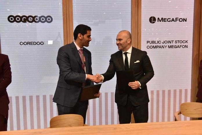 Миниатюра для: «МегаФон» поделится с катарскими коллегами опытом поддержки крупных спортивных мероприятий