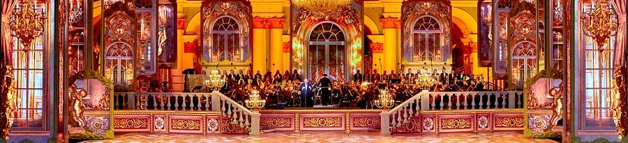 трансляция записи концерта «Классика на Дворцовой 2021»