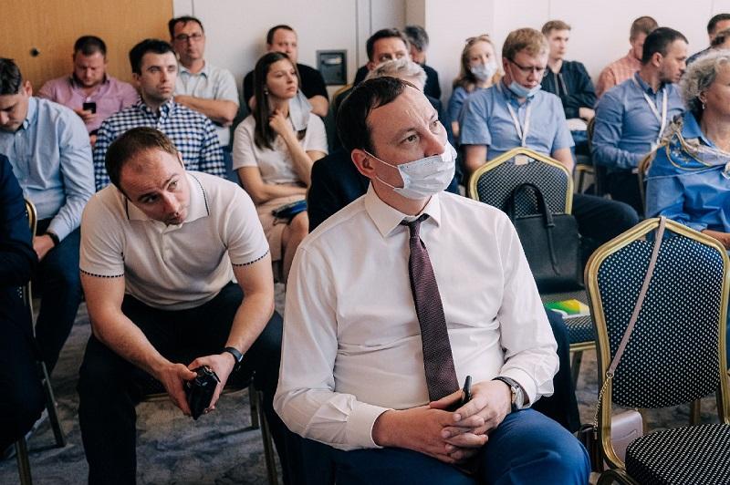 Сбер и минсельхоз совместно провели в Новосибирске конференцию на тему АПК - Фотография