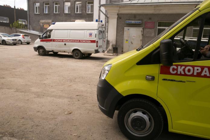 Скорая помощь станция машины кареты больница