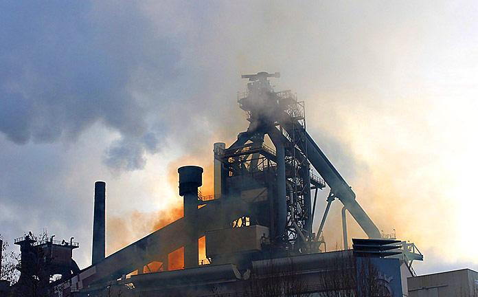 Кузбасский металлургический завод выставили на продажу
