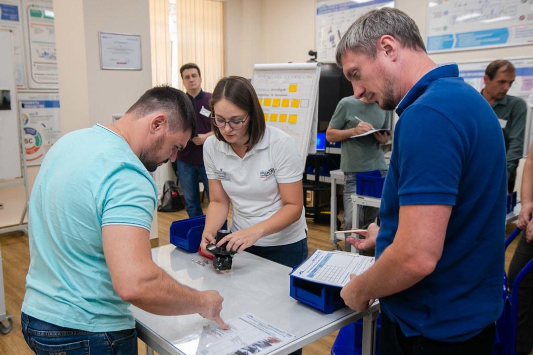 Учебный центр «Фабрика процессов» провел День открытых дверей для новосибирских компаний - Изображение