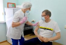 вакцинация, Бурков
