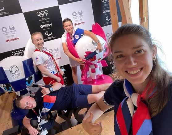 Миниатюра для: Сибирская спортсменка принесла России первую золотую медаль на Олимпиаде в Токио