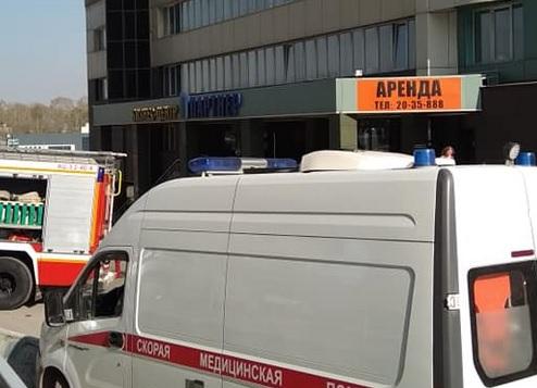 Миниатюра для: В Новосибирске проверяют сообщения о минировании ТЦ и бизнес-центров