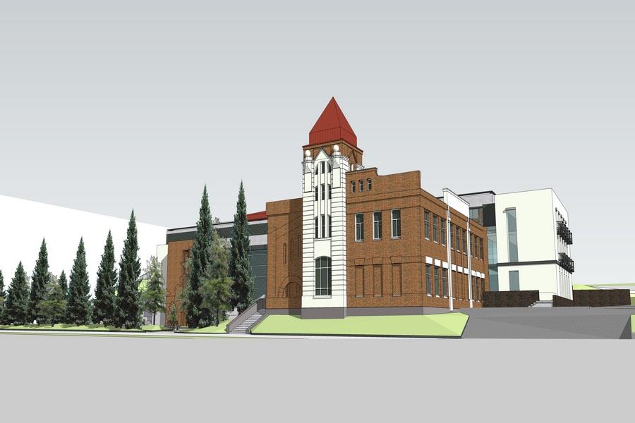 Новосибирский театр «Старый дом» планирует масштабную реконструкцию - Изображение