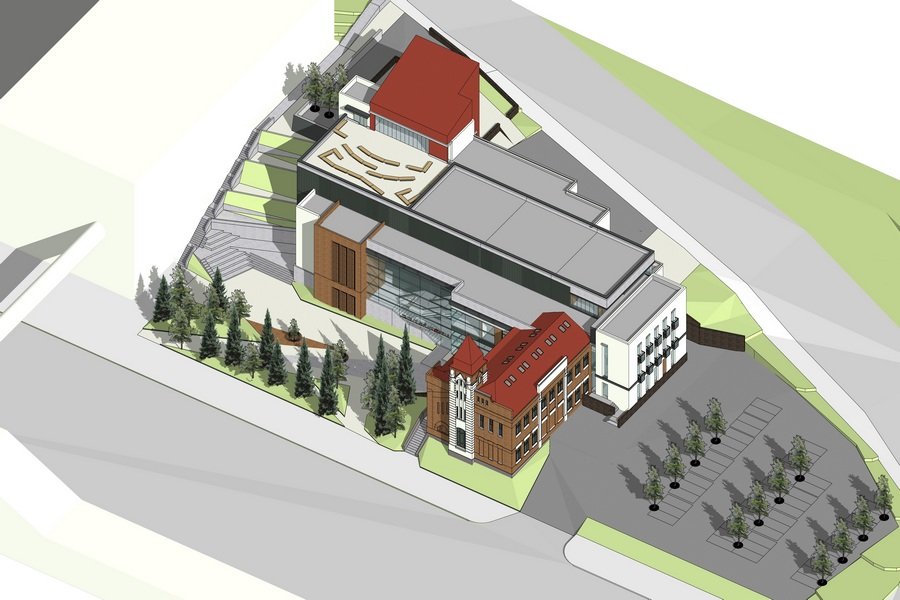 Новосибирский театр «Старый дом» планирует масштабную реконструкцию - Фото