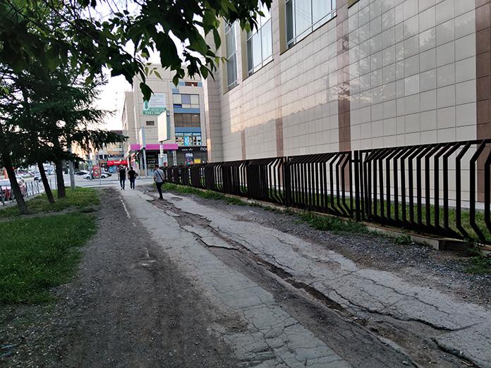 Город для людей – значит город для пешеходов, не только для машин - Фото