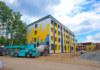 Новое здание гимназии