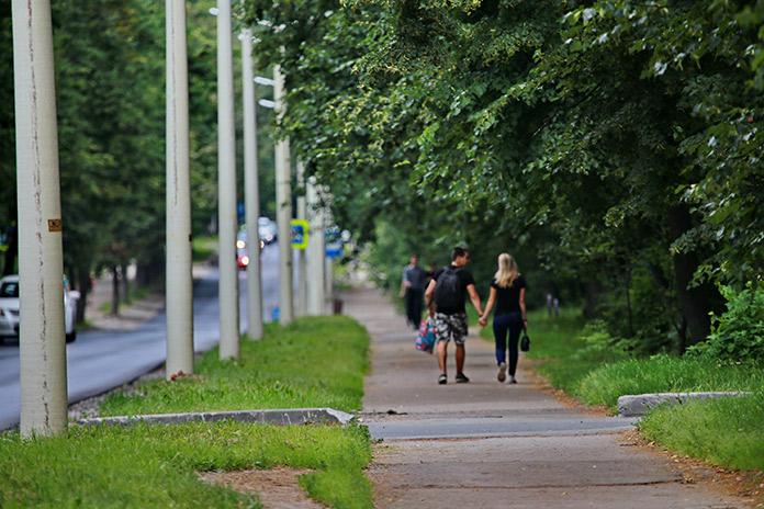 улица Пирогова
