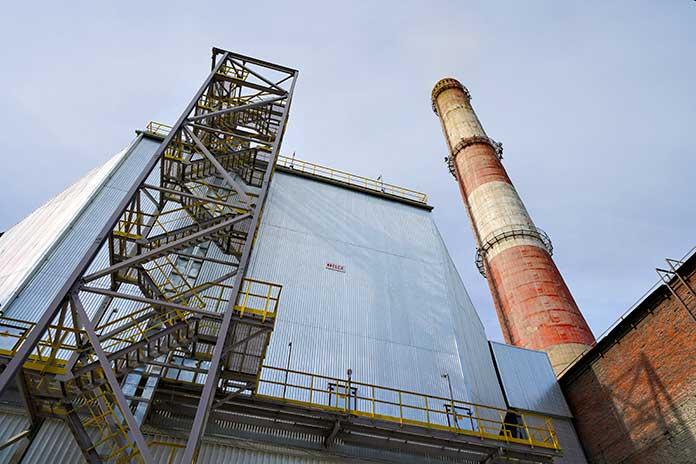 Новый электрофильтр ELEX ввели в эксплуатацию в мае, общая стоимость проекта превысила 360 миллионов рублей