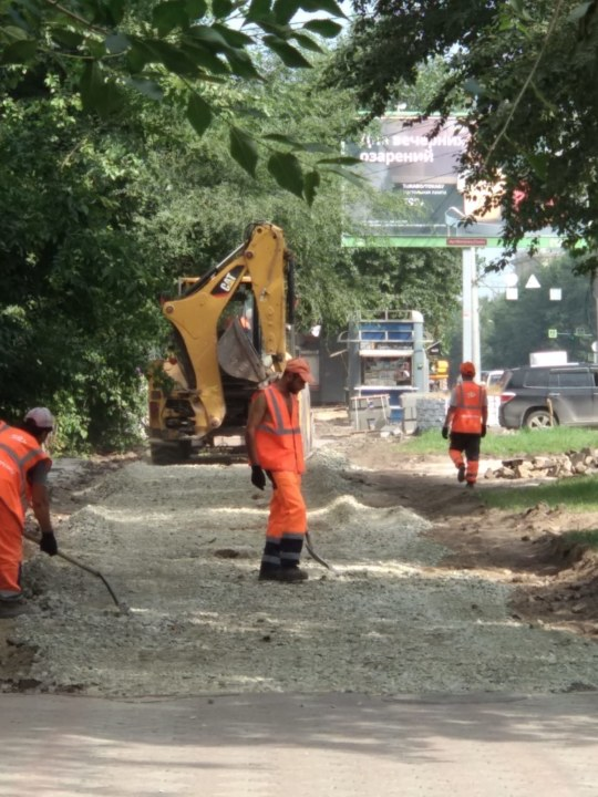 Масштабный ремонт на улицах Титова и Станиславского вызвал недовольство жителей Новосибирска - Изображение
