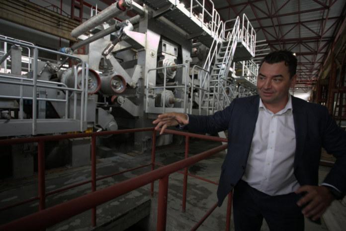 Миниатюра для: Имущественный комплекс нефтебазы «Красный Яр» купил новосибирский бизнесмен Игорь Диденко