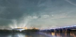 Парк у нового ЛДС в Новосибирске откроют летом 2022 года