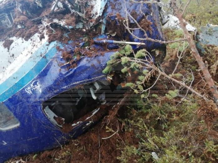 Миниатюра для: Следователи возбудили уголовное дело по факту аварии самолета Ан-28 под Томском