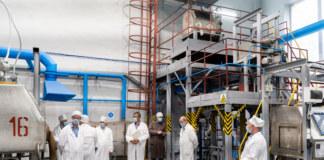 «РЭНЕРА» завершила первый этап проекта перевооружения производства порошков катодных материалов на площадке НЗХК