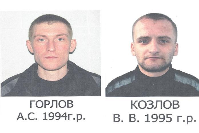ГУФСИН России по НСО объявило вознаграждение 50 000 рублей за помощь в розыске сбежавших осужденных
