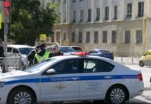 автомобиль полиции экипаж ДПС