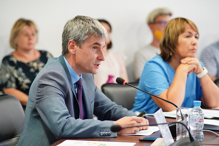 Круглый стол «Перспективы комплексного развития Академгородка