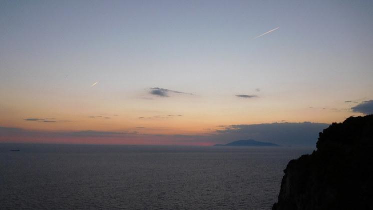 закат Италия