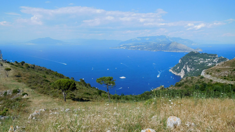 море Италия берег