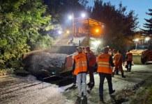 проверка ремонта дорог