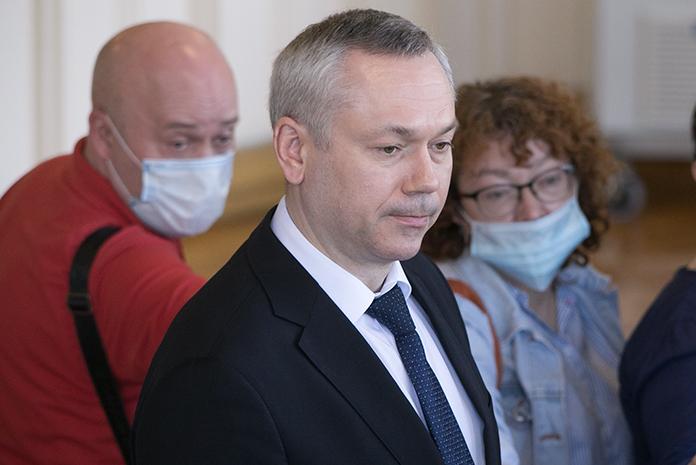 Миниатюра для: Губернатор Новосибирской области рассказал, какие коронавирусные запреты отменят с 1 сентября и когда будут сняты остальные