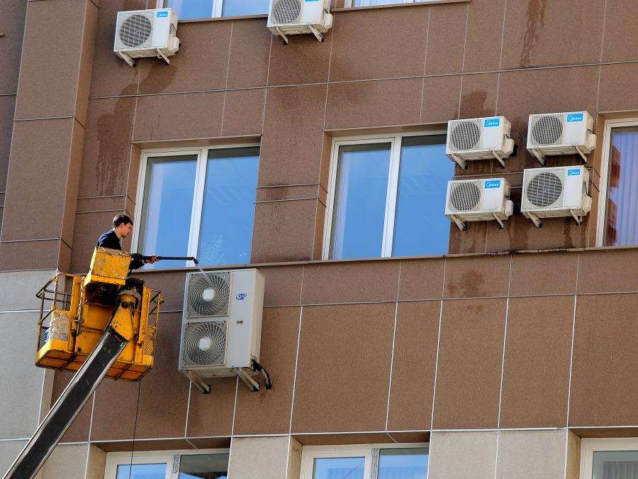 Как пережил аномальную жару новосибирский бизнес? - Фотография