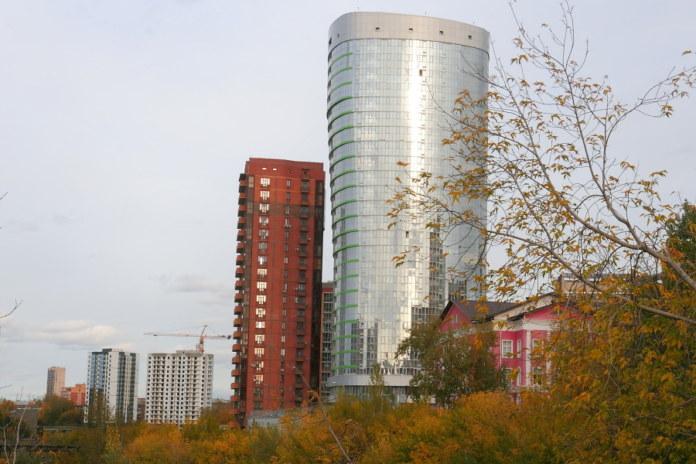 Миниатюра для: В центре Новосибирска разобьют новый парк в пойме реки 1-я Ельцовка