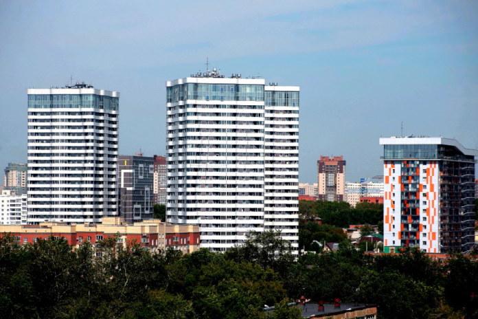 Миниатюра для: Жители ЖК «Оазис» в Новосибирске выступили против лучшего жилого небоскрёба в стране